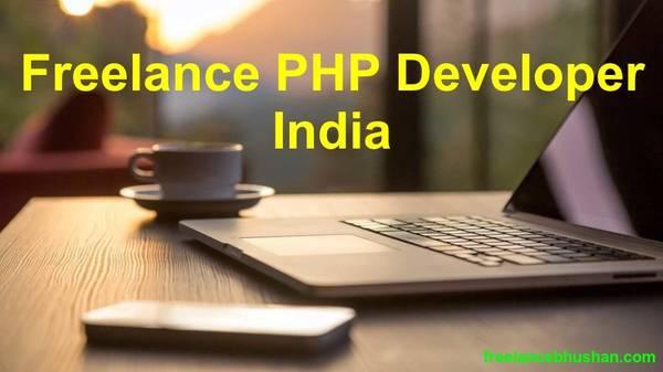 Freelance PHP developer india | Freelance web designer india