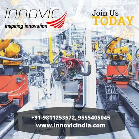 Job Oriented Industrial Automation Training For Engineering