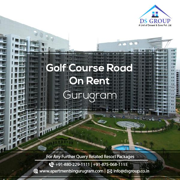 Furnished Flat for rent in Golf Course Road Gurgaon Reside
