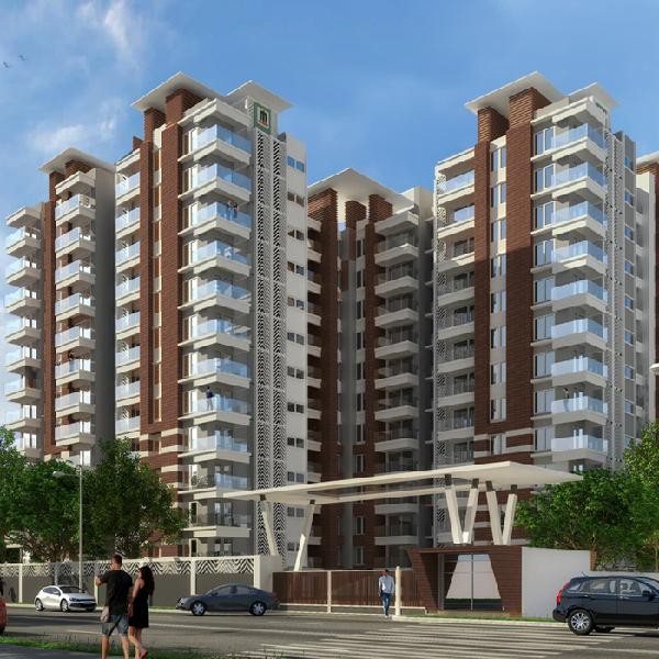 Maangalya Signature Residential Apartment for sale at JP Na