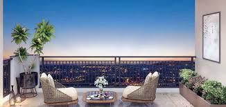 EMAAR Palm Heights Luxury 3 Bedroom Luxury Flats
