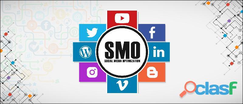 Affordable SMO Service in Delhi (7827 831 322) SEO India