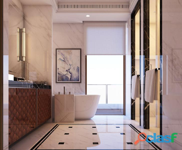 Platinum Towers by Suncity : 3BHK and 4BHK Flats