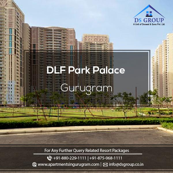 4 BHK Apartments for Rent in DLF Park Place Gurgaon