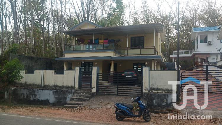 HOUSE FOR SALE IN NEDUMANGADU