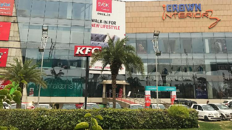 Pre Rented Commercial Property for Sale in Faridabad