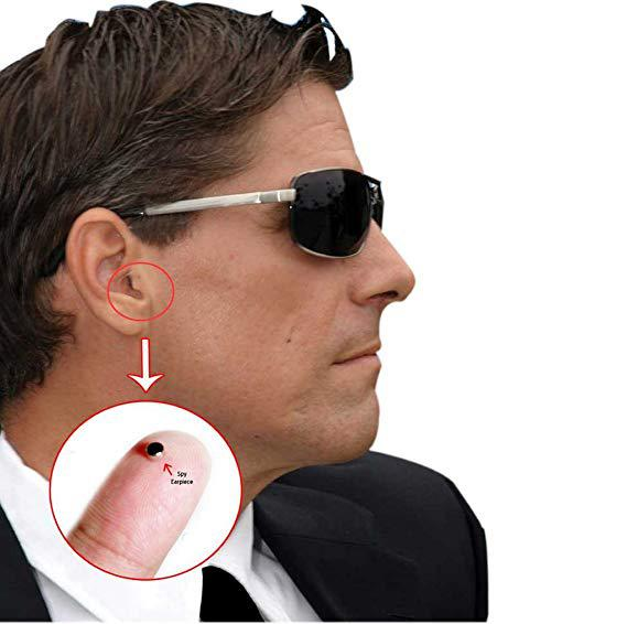 Spy Bluetooth Earpiece in India