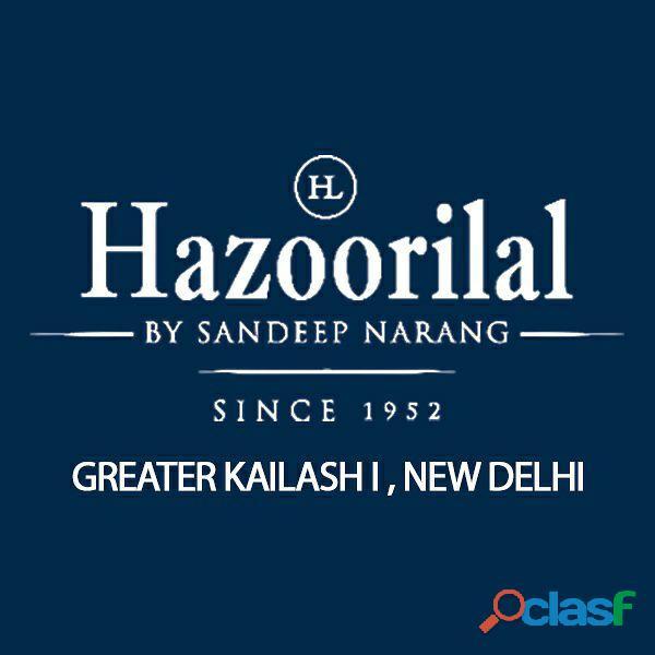 Buy Hazoorilal Designer Necklace Online