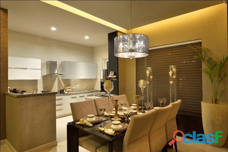 Microtek Greenburg: 2/3/4 BHK Luxury Apartments