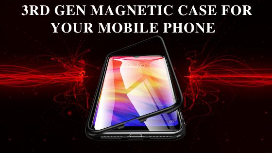 Why should you choose a 3rd Gen Magnetic case for mobile