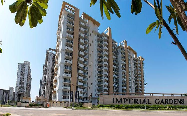 Ready to move 3BHK with Utility at Emaar Imperial Gardens