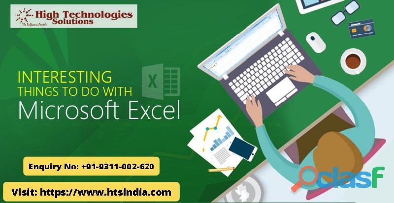 Best MS Office Training in Delhi