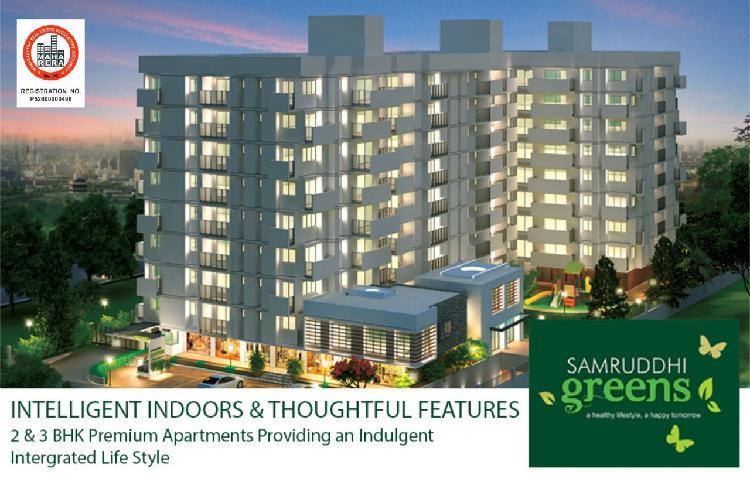 Premium flats in the heart of city Murarji peth