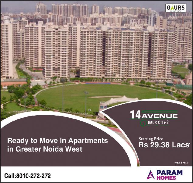 Best Residential Apartments in Noida Extension