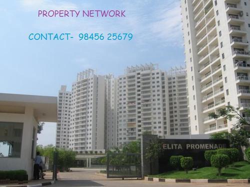 2 bedroom residential flat for rent at elita promenade