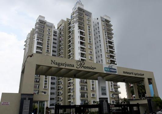 3 Bedroom Modular Flat For Rent At Nagarjuna Premier