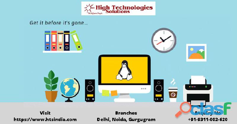 Best Linux Training Course in Delhi