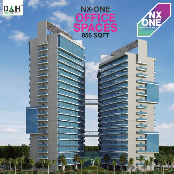 Buy Commercial Office Space 9999127548 DAH NX One Noida