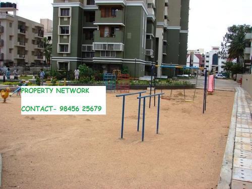 Exclusive flat for rent in SHOBA TULIP