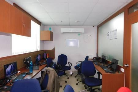 Fully Furnished Commercial office for sale in Salt Lake