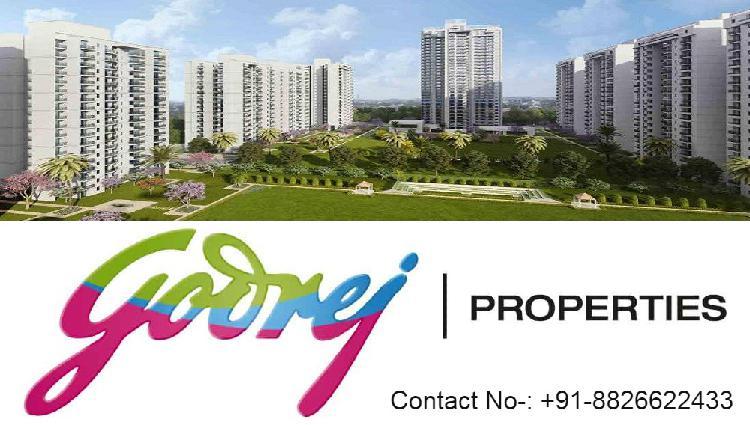 Godrej 43 Noida apartments for sale