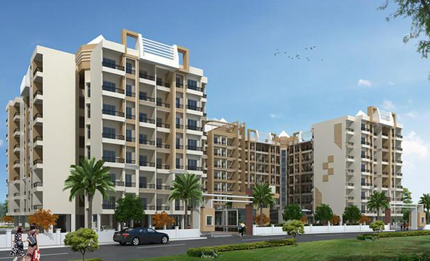 Jewel Arista - 1, 1.5 & 2 BHK Apartments on sale