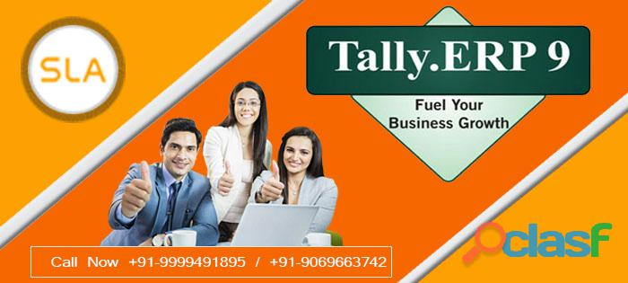 Join Best Tally ERP 9 Certification Training Institute