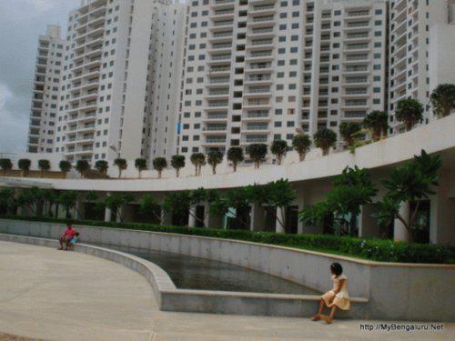 Residential Flat For Rent In Elita Promenade-