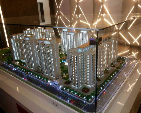 Rishita Manhattan Luxury Flats in Gomti Nagar Extension
