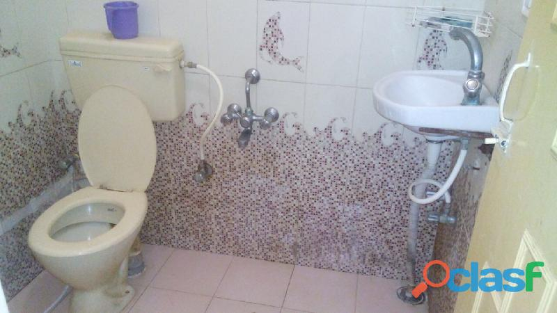 SHORT/LONG TERM 1BHK ACCOMODATION FOR RENT 10000/MONTH