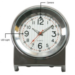 SPY TABLE CLOCK CAMERA IN KIRTI NAGAR