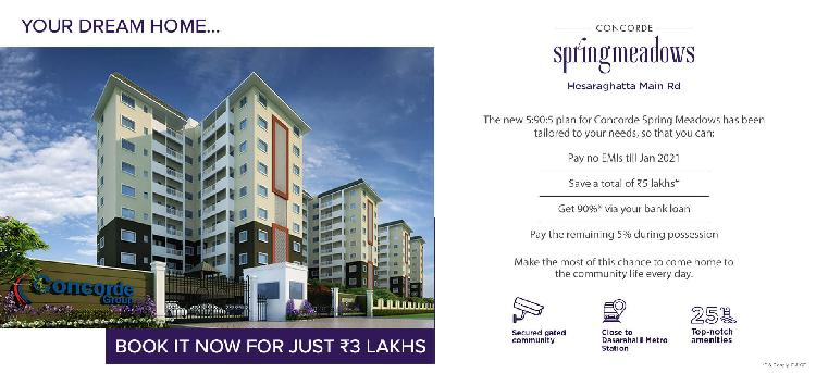 new apartments in bangalore west
