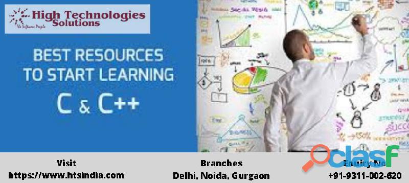 Advanced C++ Course in Delhi
