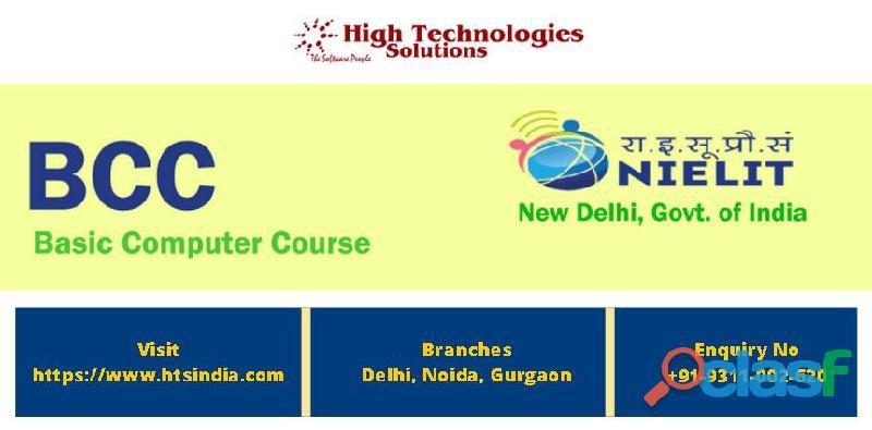 Advanced BCC Training in Delhi