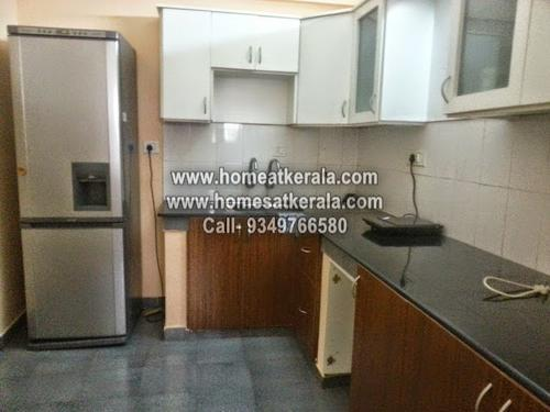 3 BHK fully furnished flat for short term rent at Kakkanad