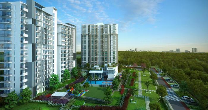 Buy Luxury 234 bhk apartments Godrej Meridien