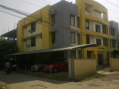 Ready to occupy one bedroom flat for sale in Cochin Panampal