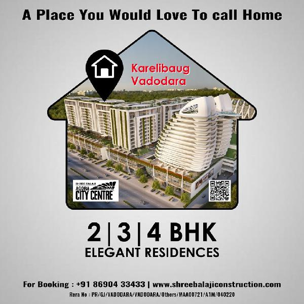 3BHK starts from 1916 sqft