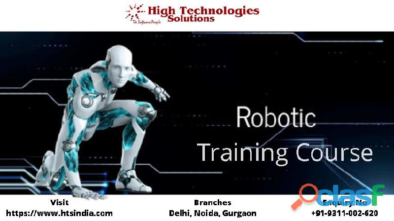 Advanced Robotics Training Course in Delhi