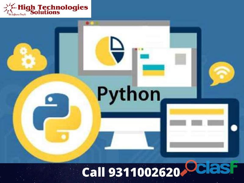 Enroll today in best python course Delhi