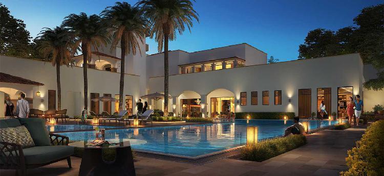 Luxury 3 BHK Flats Emaar Palm Heights Sector 77