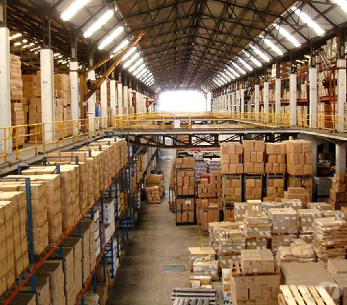 Need Storage and warehousing facility for perishable product