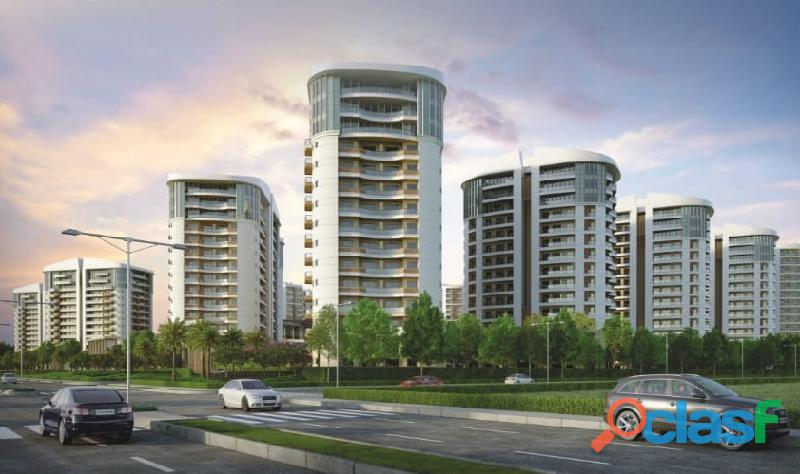 Rishita Mulberry Heights – 2/3/4BHK Flats at Sushant Golf