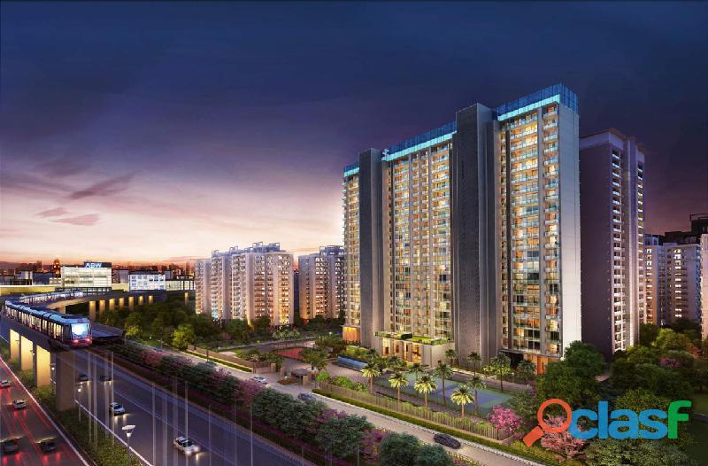 Suncity Platinum Towers | On MG Road
