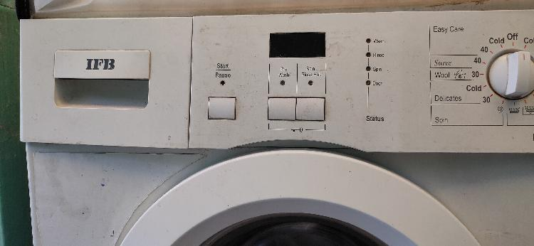 IFB front load DLX washing machine