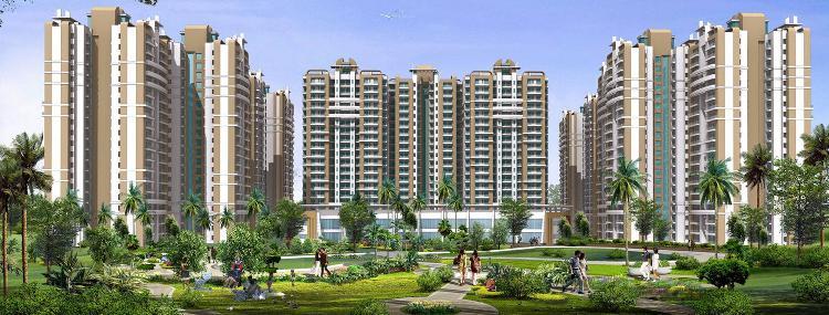 Arihant Ambar Noida Extension 8750488588 2 BHK Flat