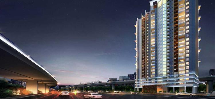 Arya Rajwada Sky Apartments in EM Bypass Kolkata