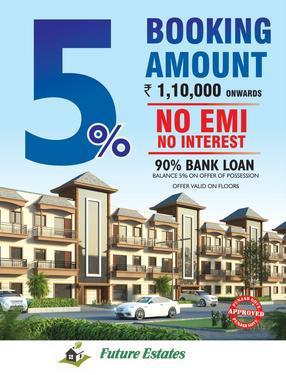 GBP Crest Floors 2 BHK, 3 BHK Flats in Kharar
