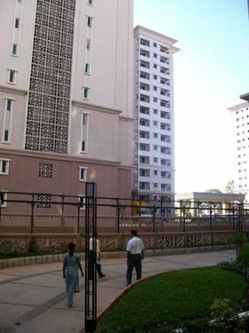 good living flat for sale - Brigade Millennium