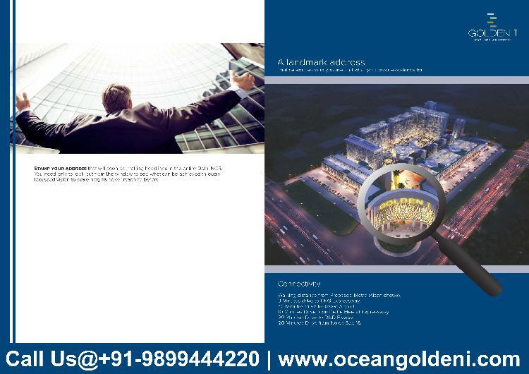 Office Space in Golden i Golden i Noida Extension